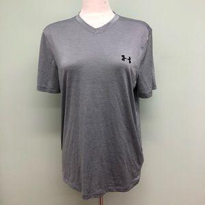 Under Armour | Men's Athletic T-Shirt | Grey